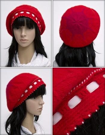 Punamütsike