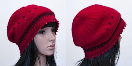 Punane müts.
